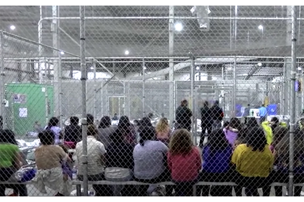 """Media, late night frauds give Biden pass on his own """"kids in cages"""" issue"""