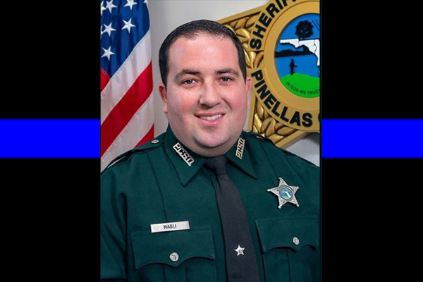 Officer down: Young deputy killed by suspected drunk driver - a convicted felon with a suspended license