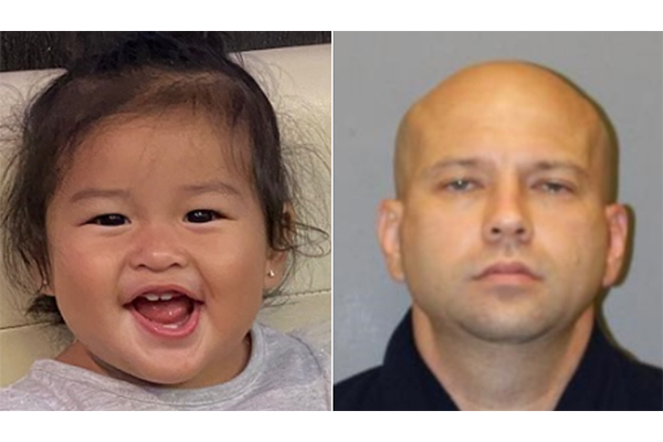 Father of missing 18-month-old arrested for suspicion of murder - turns out he has a huge criminal record