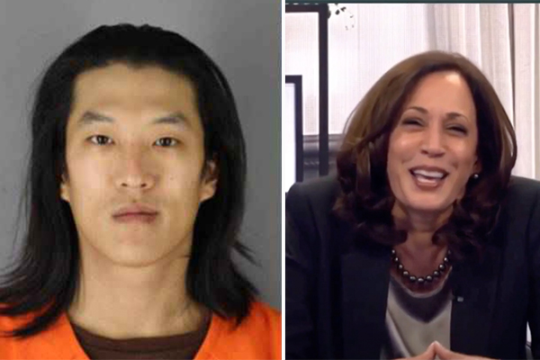 """Report: Dangerous criminal arrested again after being bailed out TWICE by Kamala Harris-backed """"Freedom Fund"""""""
