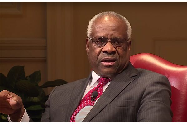 Amazon drops PBS documentary on conservative Justice Clarence Thomas during Black History Month