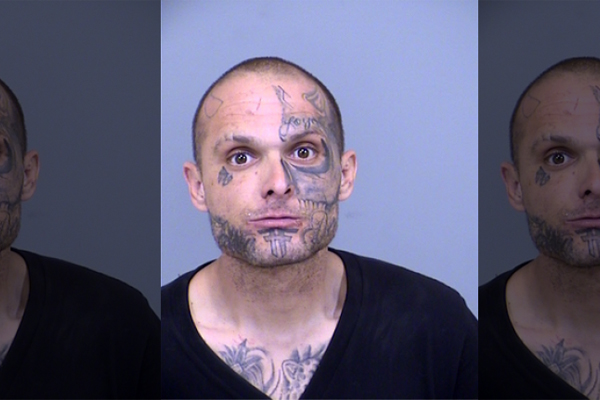 Phoenix man accused of armed robbery, threatening to shoot people at Home Depot