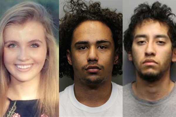 Hate crime? Teen girl beaten to death - ex-boyfriend and alleged accomplice arrested