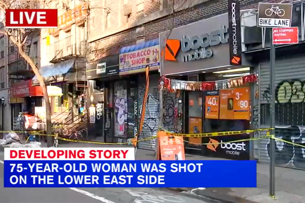 Gun-controlled NYC: 75-year-old woman injured in shooting in broad daylight