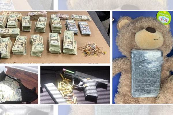What border crisis? Criminals busted sending cocaine-filled teddy bears to Florida