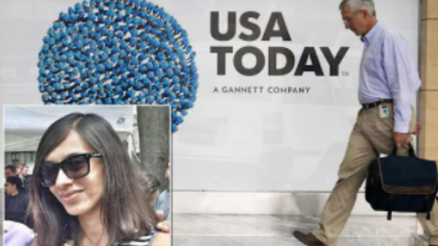 USA Today 'race and inclusion' editor fired for prematurely saying Boulder shooter was white (PS - she was wrong)