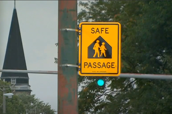 """Schools closed, but """"Safe Passage"""" workers still paid $4.3 million in tax dollars to ensure kids walk to school safely"""