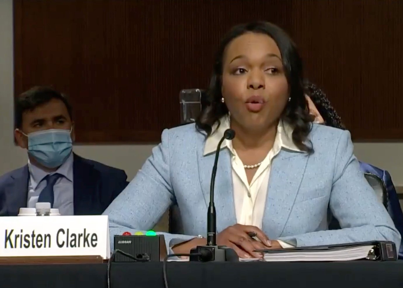 Biden's pick for assistant AG caught contradicting herself on defunding police: 'Astonishing and not credible'