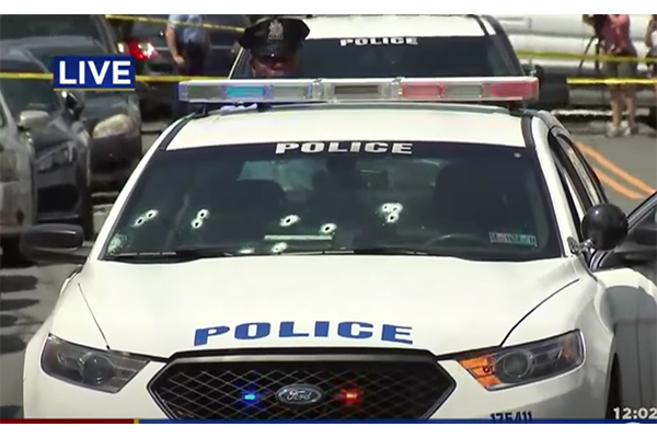As the war on cops explodes - why doesn't every police vehicle have bullet resistant windows?
