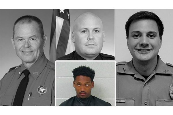 Got them: Police say two brothers behind shootout that almost killed three Georgia officers