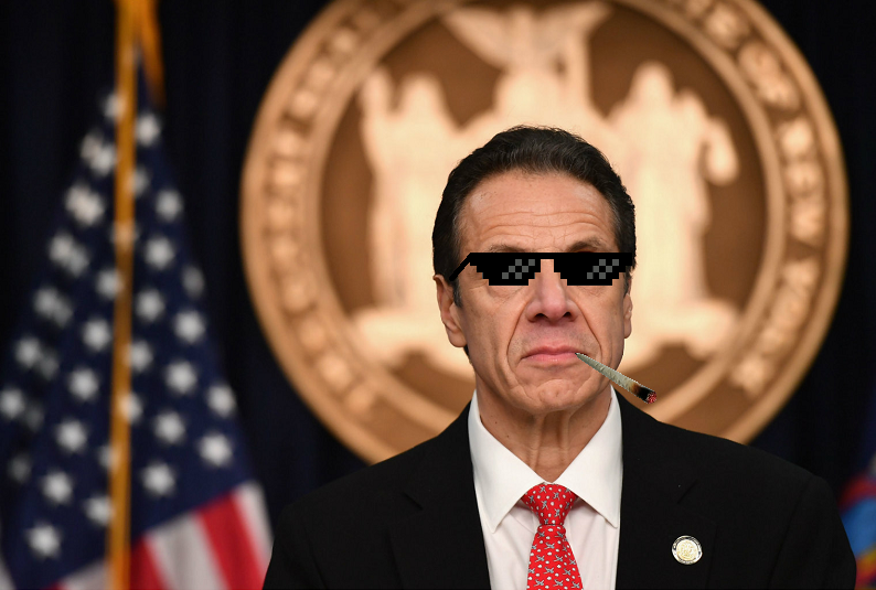 Gov. Cuomo conveniently legalizes cannabis in New York (op-ed)