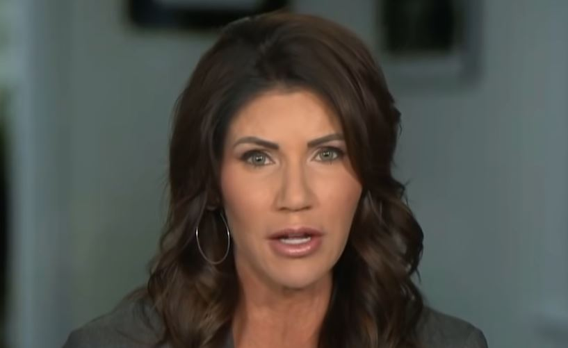 """Gov. Noem says there's no """"place here in South Dakota"""" for illegal immigrants"""