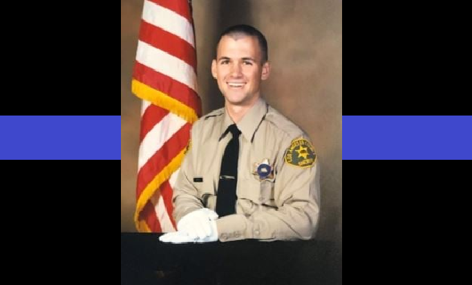 L.A. County deputy killed by flying tire on interstate