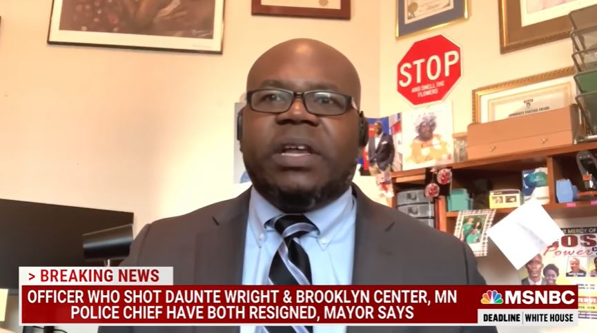 """MSNBC contributor says """"we need to abolish American policing"""""""