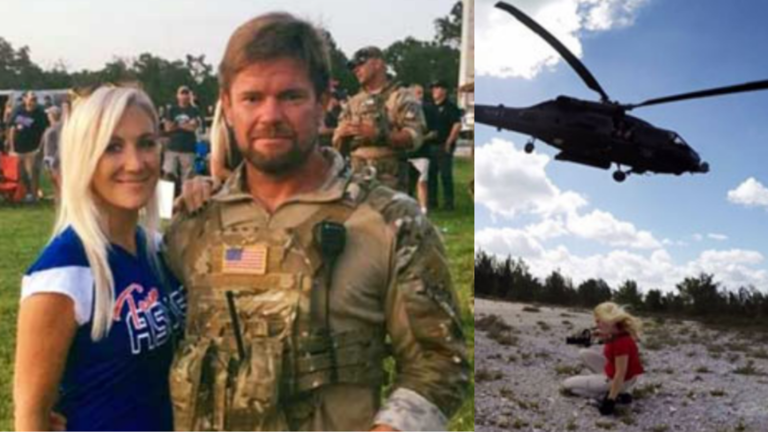 Spouse of elite Delta Force combat veteran opens up about impact of PTSD, and it's left us speechless