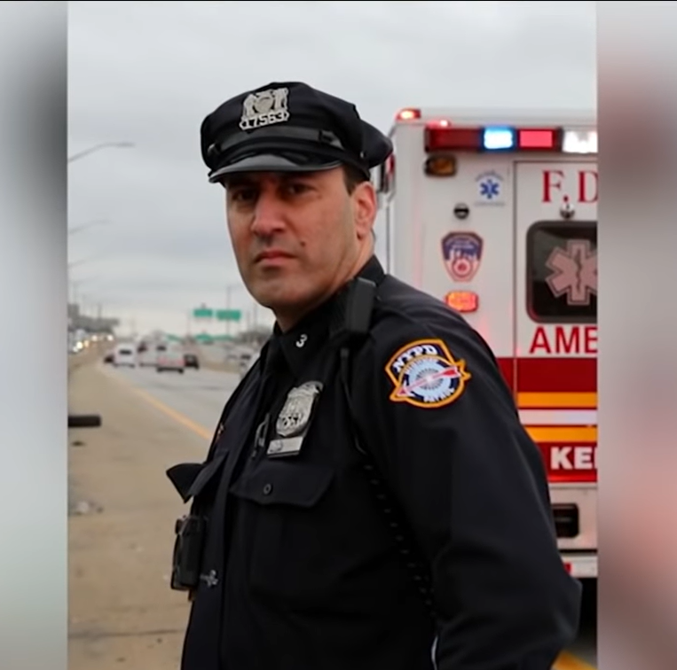 NYPD Highway Cop killed after being struck by an alleged drunk driver