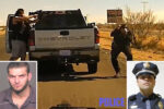Video released showing the moment a drug dealer executed New Mexico State Police Officer Darian Jarrott