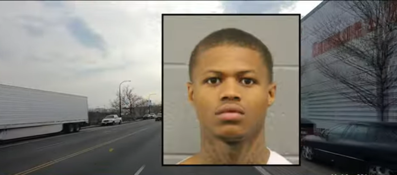 18 year old steals Judge's car and goes on crime spree