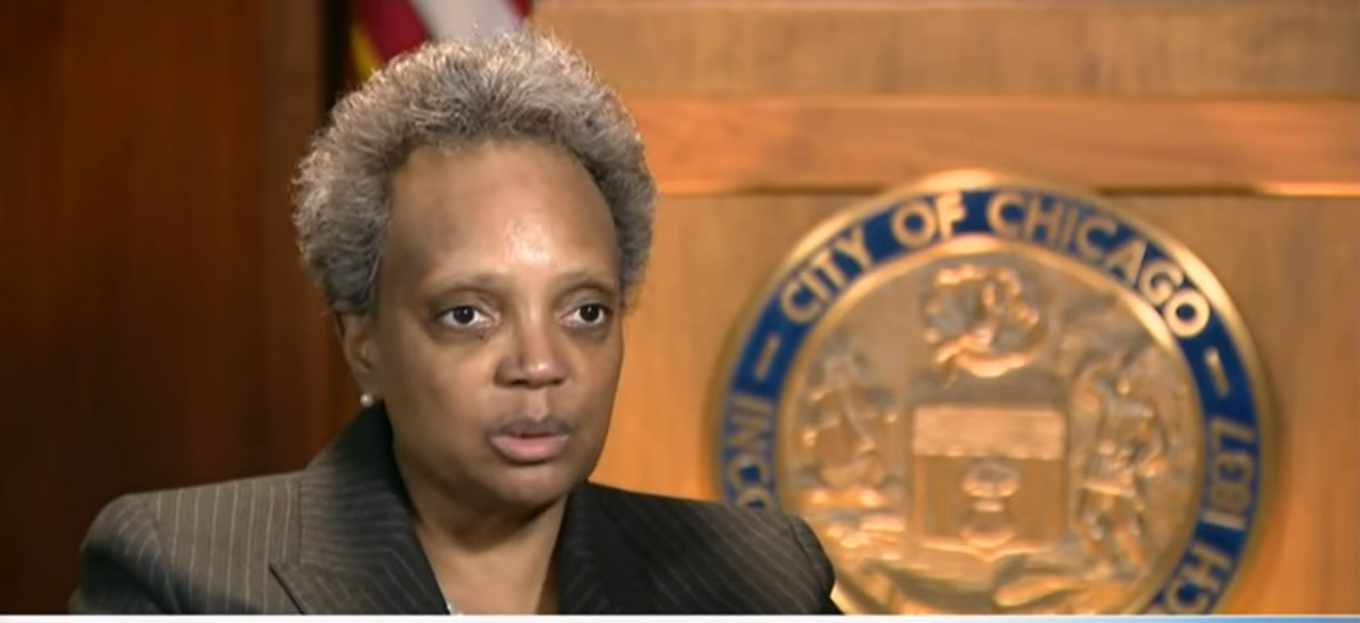 Over 60 expressway shootings in Mayor Lightfoot's Chicago