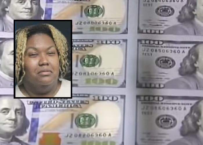 Woman arrested for allegedly not returning $1.2M accidental deposit