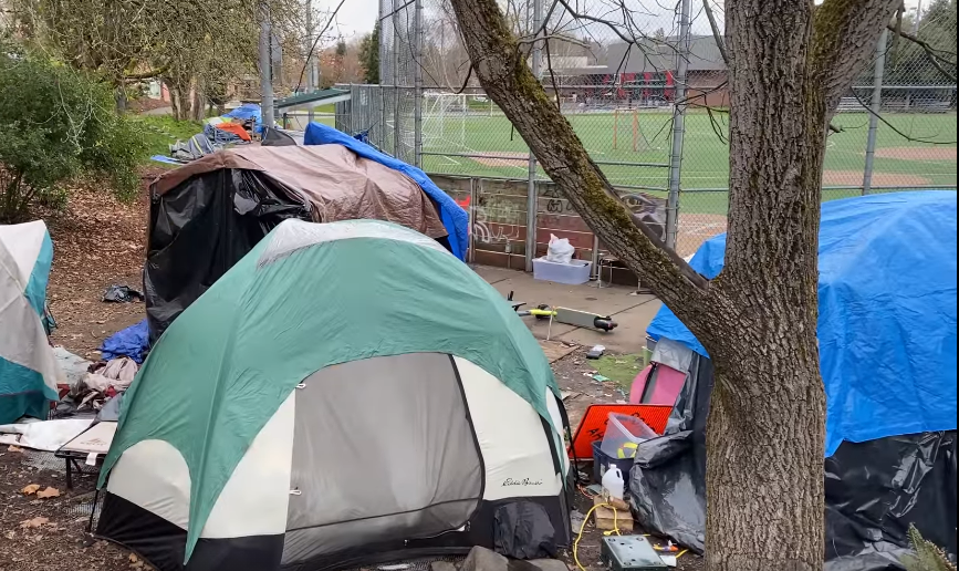 Seattle school board members demand city not remove homeless encampments from schools
