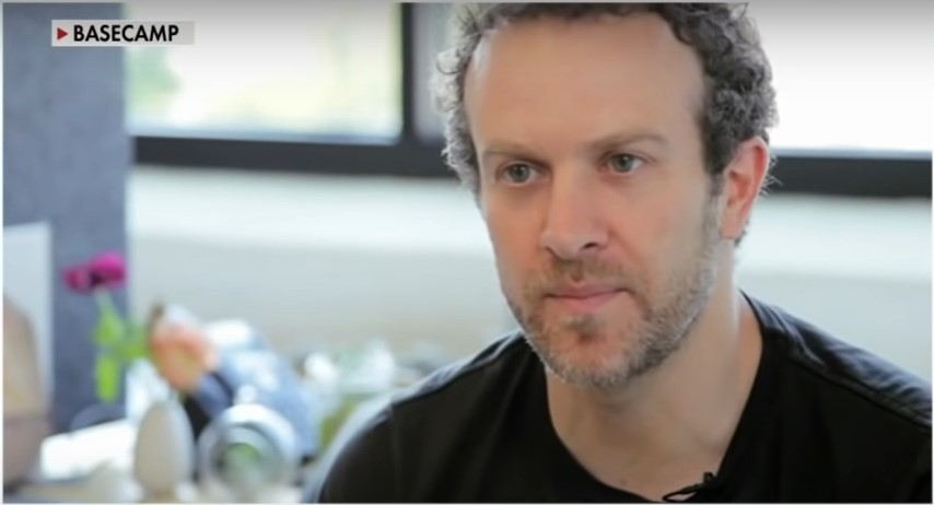 Basecamp CEO Jason Fried - Screenshot courtesy of Fox Business on YouTube