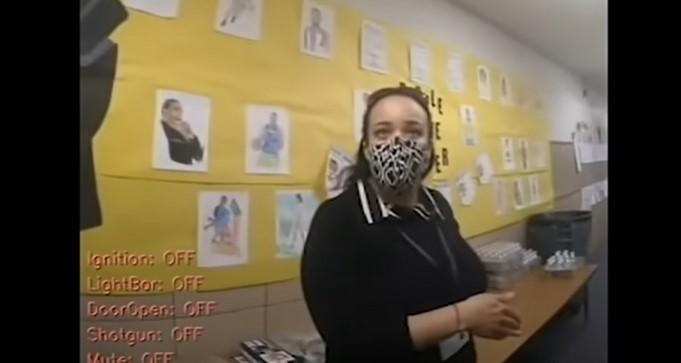 CEO of the South Bend Empowerment Zone, Cheryl Camacho - Screenshot courtesy of Real News on YouTube