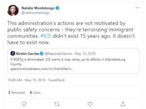 Biden hires anti-ICE radical who has repeatedly called for agency to be disbanded for key administration post