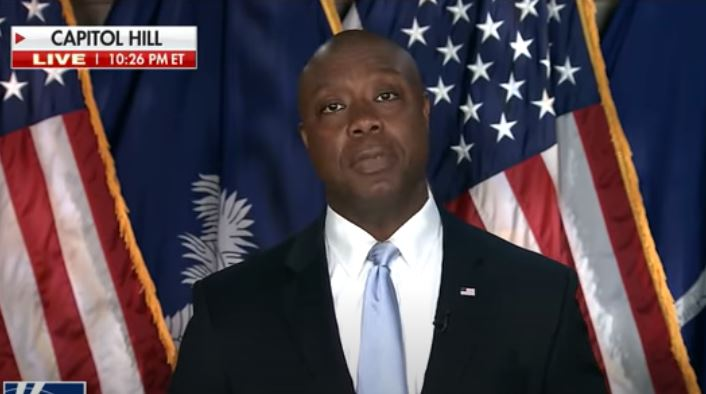 Former Police Chief: Sen. Tim Scott is living proof of the war on Black America by Democrats