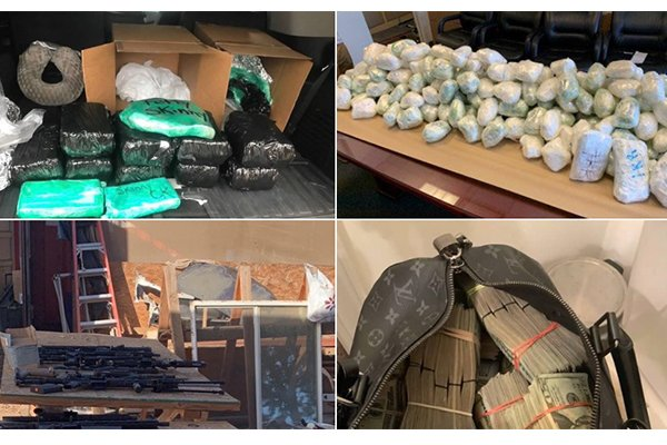 Drug bust of Mexican Sinaloa Cartel in this state seized enough Fentanyl to kill 500,000 people