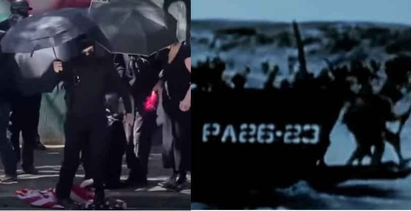 On 77th anniversary of D-Day, Lincoln Project compares America's Greatest Generation to Antifa criminals