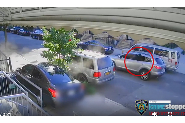 Watch: Man narrowly escapes assassination attempt in police-defunded New York City