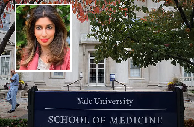 Psychiatrist shares fantasies of killing white people to Yale audience