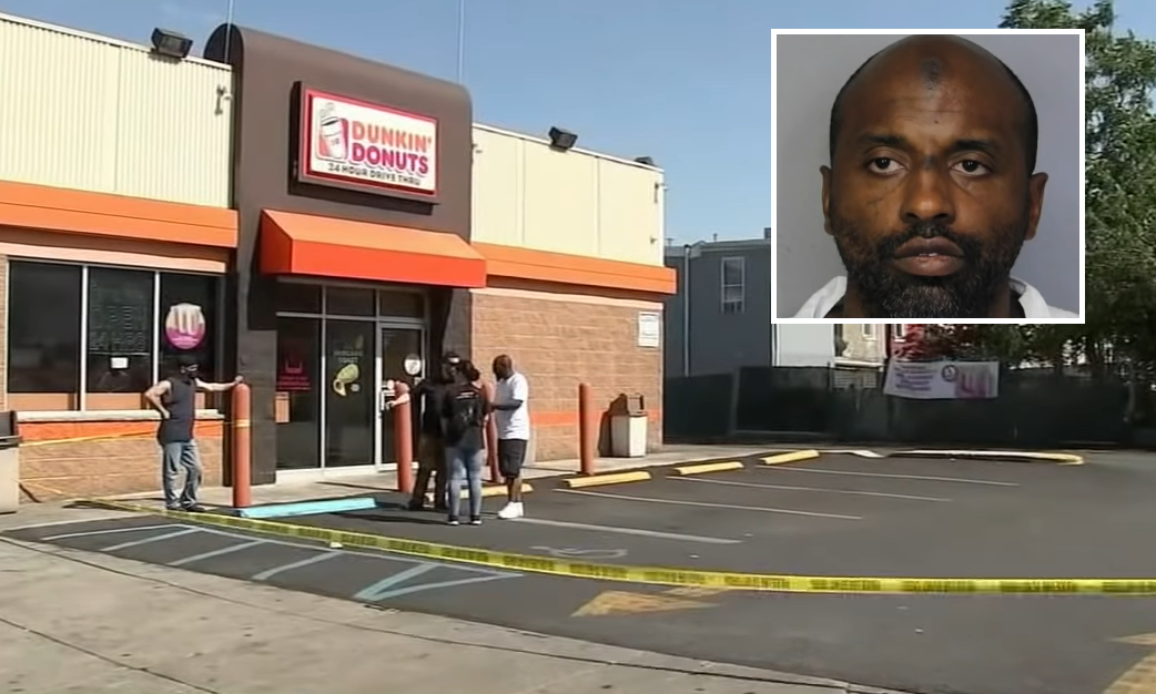 Alleged serial killer arrested after employee puts GPS tracker in robbery money