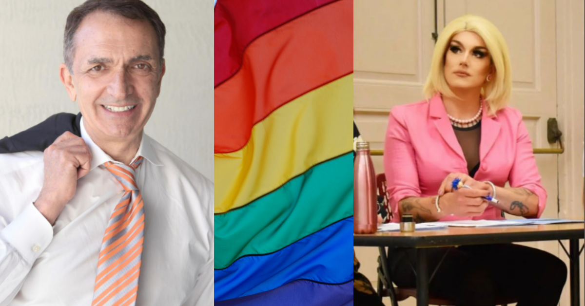 U.S. House candidate falsely claims 'white terrorist' responsible for Pride fatality