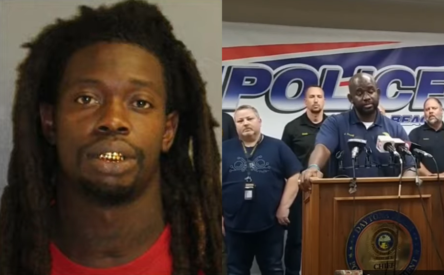 Suspect wanted in Daytona Beach Police shooting arrested
