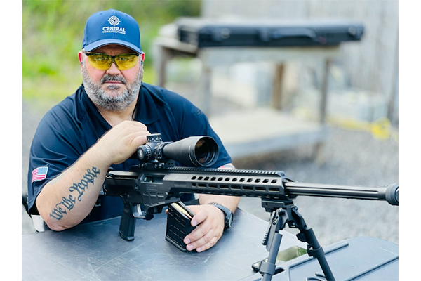 In gun-controlled CT, veteran and gun shop owner promises to let freedom ring: 'We're not backing down'
