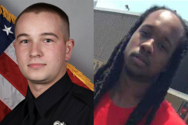 As Nashville officer's murder trial looms, video showing the criminal holding a gun has mysteriously vanished