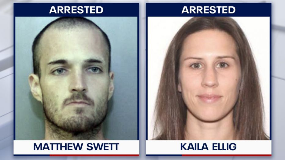 Police: Couple arrested for ramming K9 with car, breaking into Haines City mayor's home