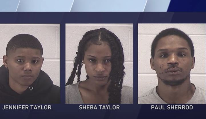 All in the family: Officials indict three siblings in choking attack and attempted murder of police officer