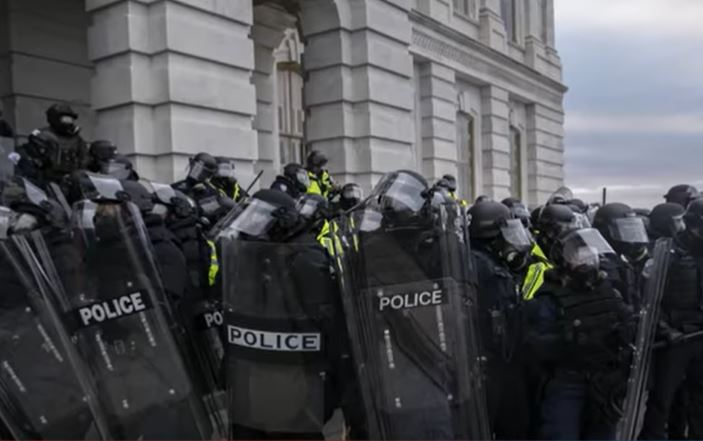 Wake up, America: Forget 'defunding police' - Democrats plan to expand Capitol Police across the U.S.