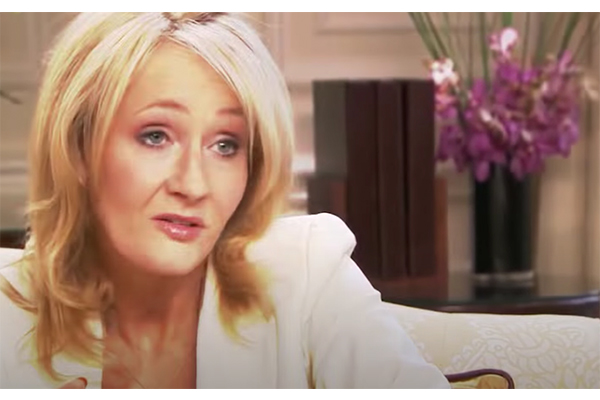 J.K. Rowling responds after 'hundreds of transgender activists' say they'll 'beat, rape, assassinate, and bomb' her