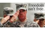 """Twitter flags Army veteran's July 4 post in uniform as """"potentially sensitive content"""""""