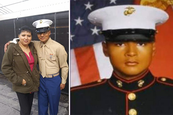 Say his name: U.S. Marine David Lee Espinoza murdered by terrorists in Kabul. He was only 20.