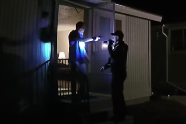 Body-cam footage released of fatal officer-involved shooting, prosecutor rules use of force justified
