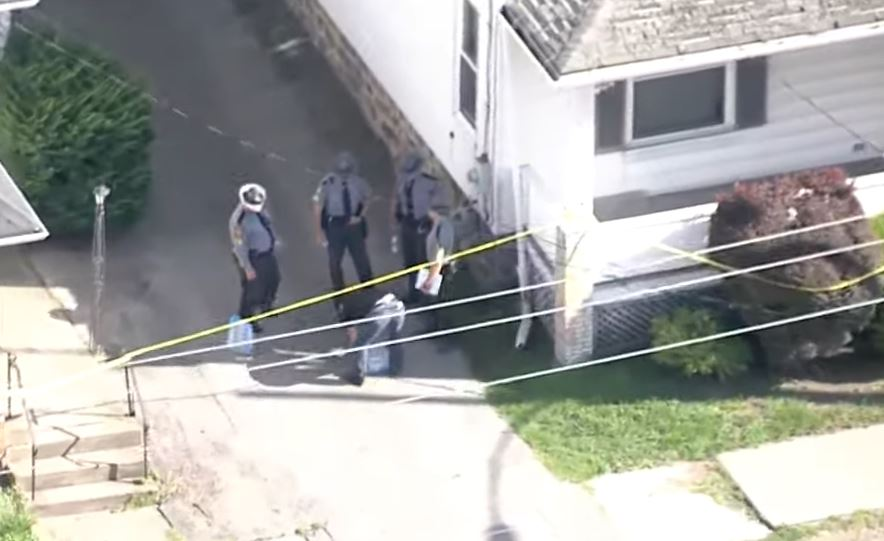 Butler officer flown to hospital after fatally shooting suspect who stabbed him
