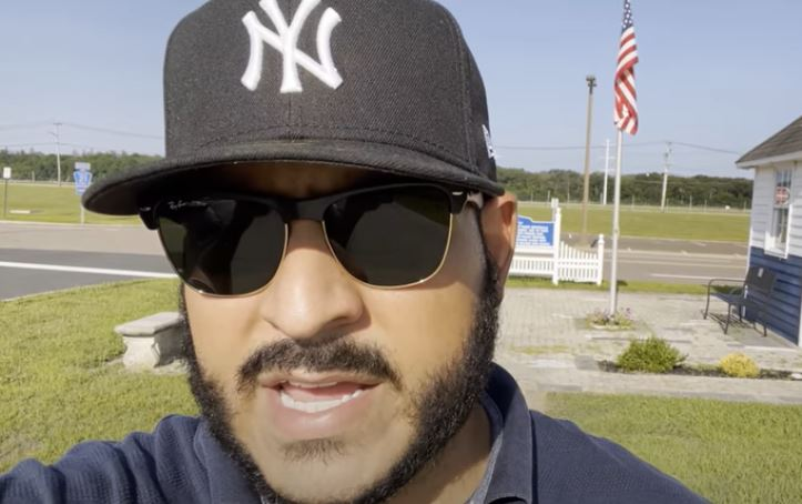 """Wanna-be """"journalist"""" drives around NY, CT looking for cops to incite - then begging audience for money (op-ed)"""