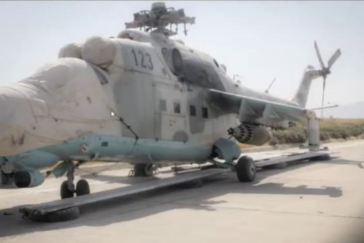 Report: Biden administration stockpiled weapons in Afghanistan just months before collapse - for the Taliban?