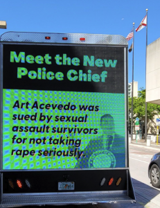 Adios, Acevedo: Miami's far-left police chief hated by many of his own officers suspended, will be terminated