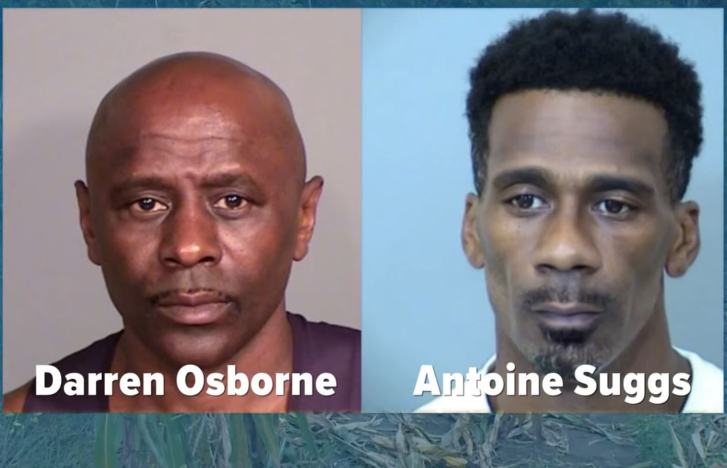 Arizona man charged with four murders in Minnesota